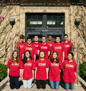 Stanford Seismic Team Photo